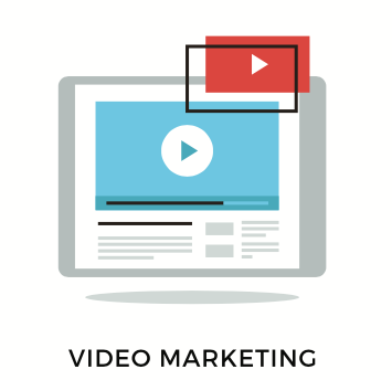 Video Marketing, using videos to gain substaintial outreach.