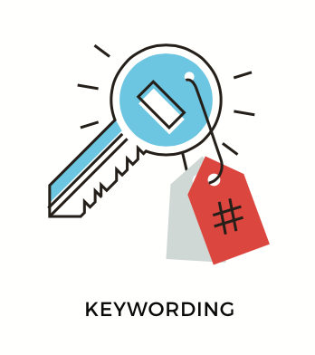 Keywording is one of the most important aspects of building good content, it is the